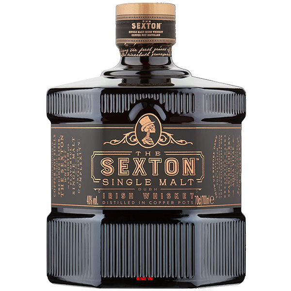 Rượu The Sexton Single Malt Irish Whiskey