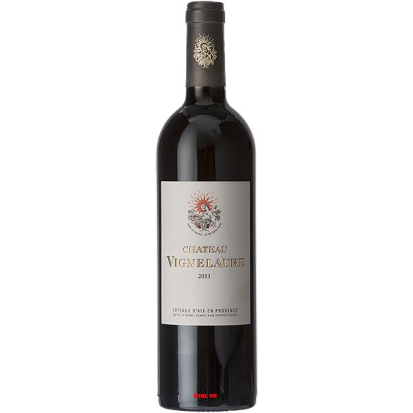 Rượu Vang Đỏ Chateau Vignelaure