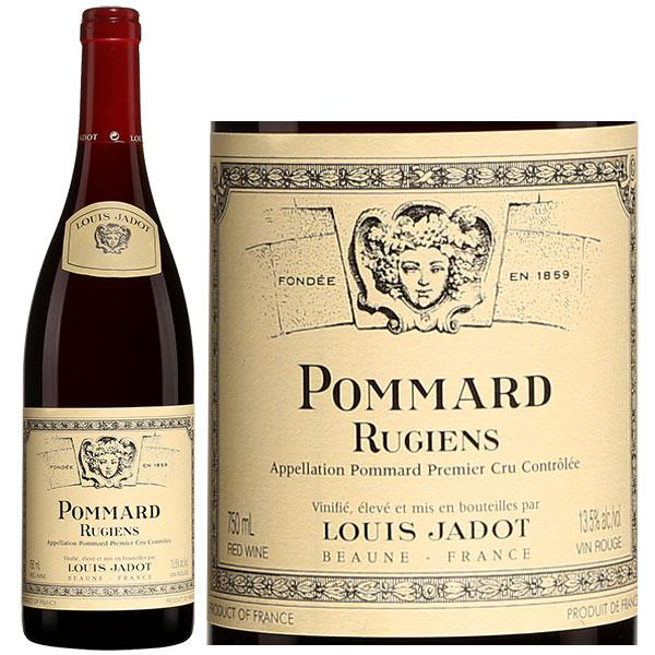 Rượu Vang Đỏ Louis Jadot Pommard Rugiens