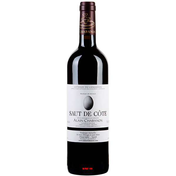 Rượu Vang Alain Chabanon Saut De Cote