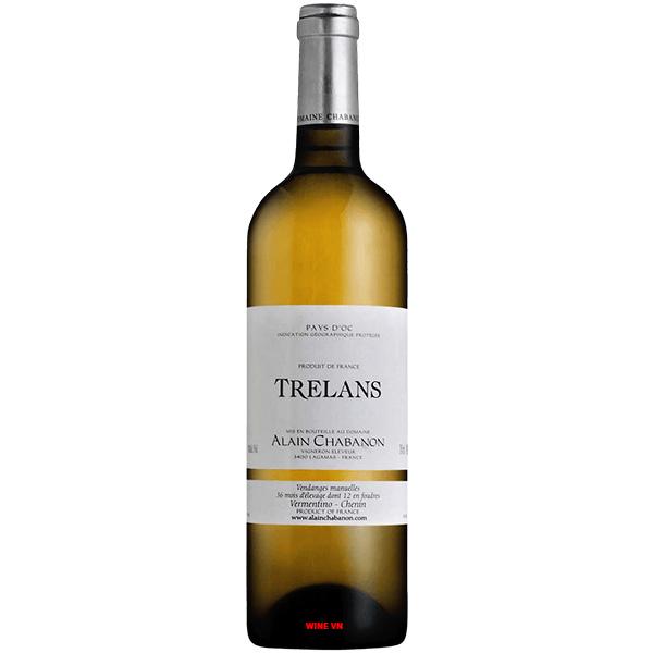 Rượu Vang Alain Chabanon Trelans