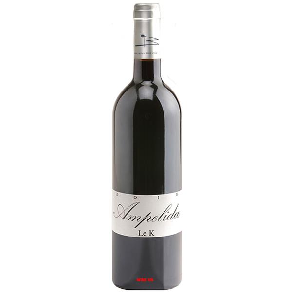 Rượu Vang Ampelidae Le K