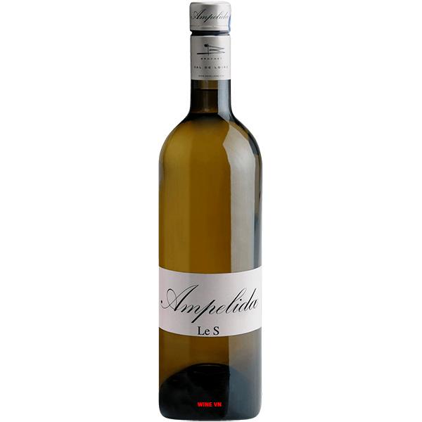 Rượu Vang Ampelidae Le S Sauvignon Blanc