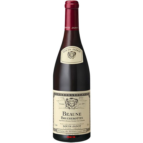 Rượu Vang Beaune Boucherottes Louis Jadot
