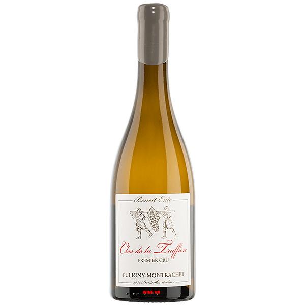 Rượu Vang Benoit Ente Clos De La Truffiere Puligny Montrachet