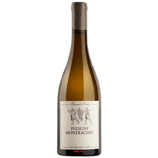 Rượu Vang Benoit Ente Puligny Montrachet