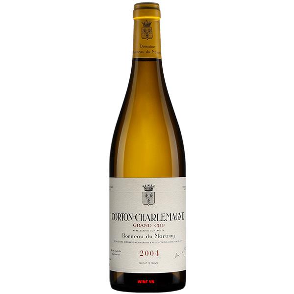 Rượu Vang Bonneau Du Martray Corton Charlemagne