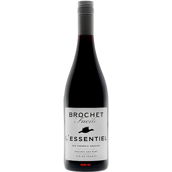 Rượu Vang Brochet Facile L'Essentiel