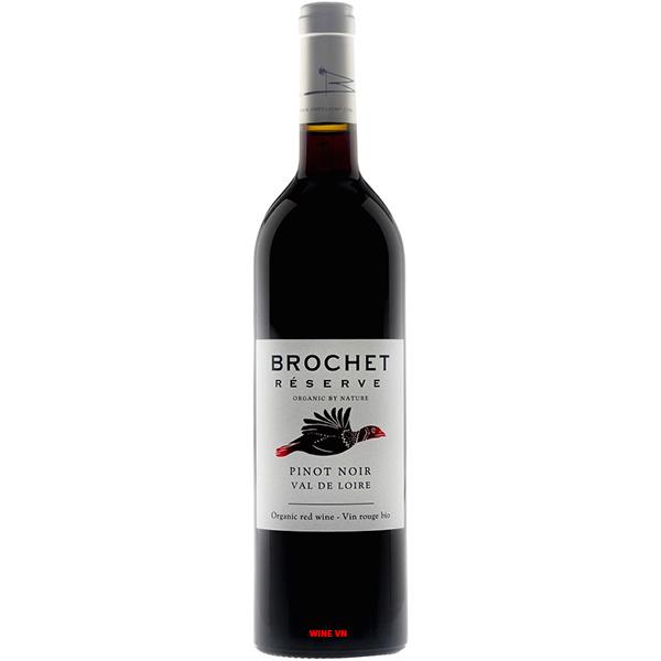 Rượu Vang Brochet Reserve Pinot Noir Val De Loire