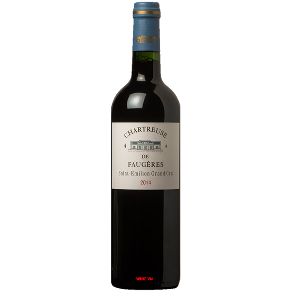 Rượu Vang Chartreuse De Faugeres Saint Emilion Grand Cru