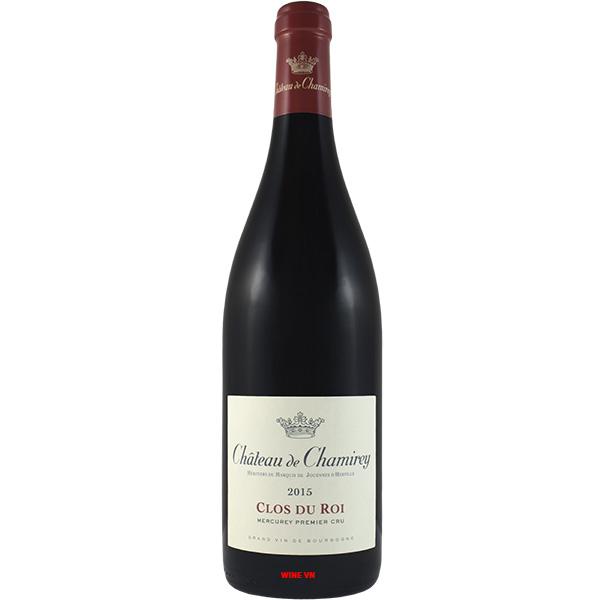 Rượu Vang Chateau De Chamirey Clos Du Roy Mercurey