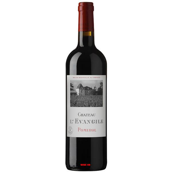 Rượu Vang Chateau L'Evangile Pomerol