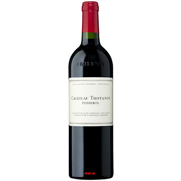 Rượu Vang Chateau Trotanoy Pomerol