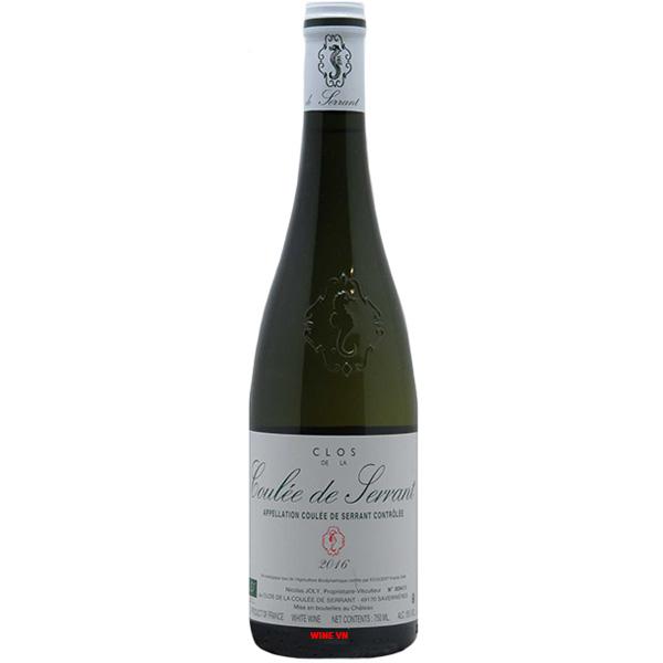 Rượu Vang Clos De La Coulee De Serrant