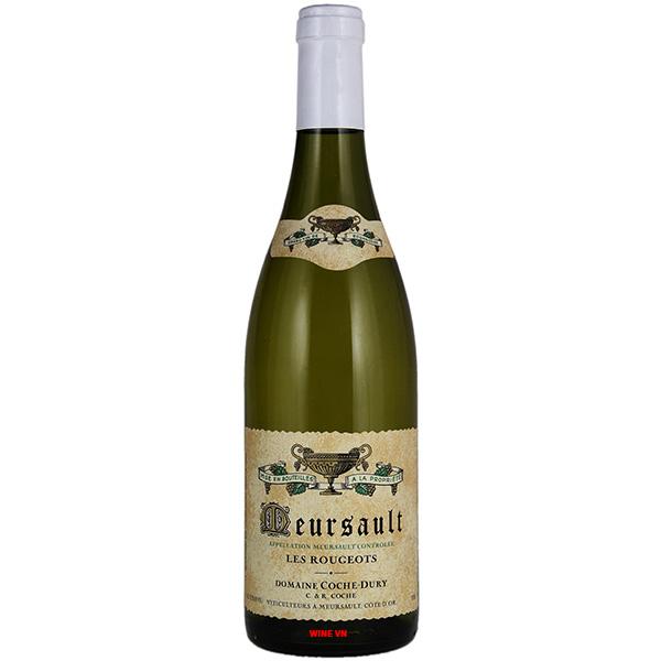 Rượu Vang Domaine Coche Dury Meursault Les Rougeots