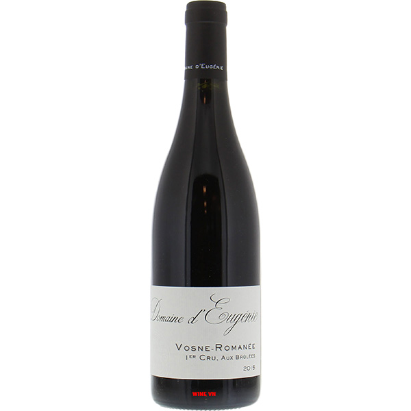 Rượu Vang Domaine D'Eugenie Vosne Romanee Aux Brulees