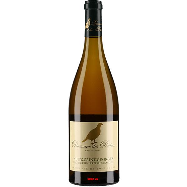 Rượu Vang Domaine Des Perdrix Les Terres Blanches