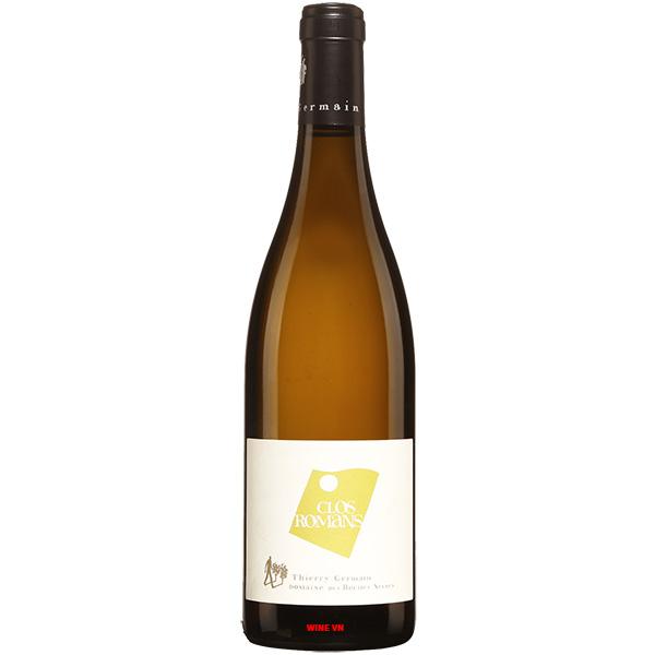Rượu Vang Domaine Des Roches Neuves Clos Romans