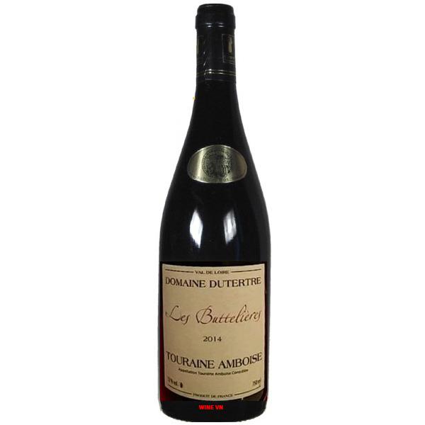Rượu Vang Domaine Dutertre Les Buttelieres