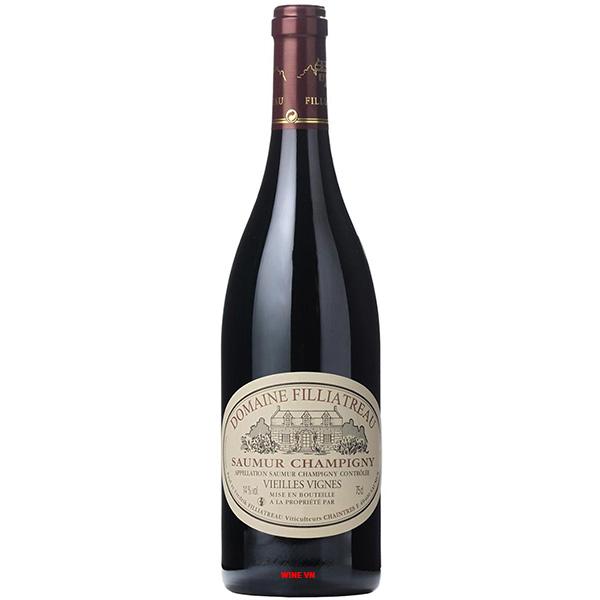 Rượu Vang Domaine Filliatreau Saumur Champigny Vieilles Vignes
