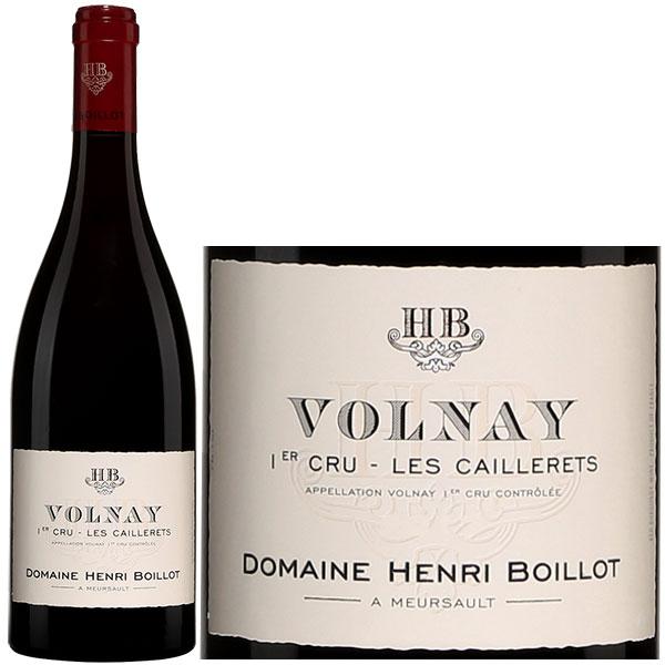 Rượu Vang Domaine Henri Boillot Volnay Les Caillerets