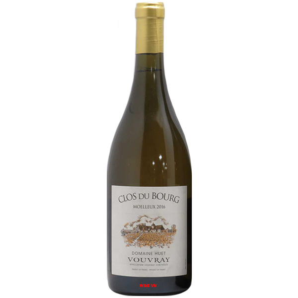 Rượu Vang Domaine Huet Vouvray Clos Du Bourg Moelleux
