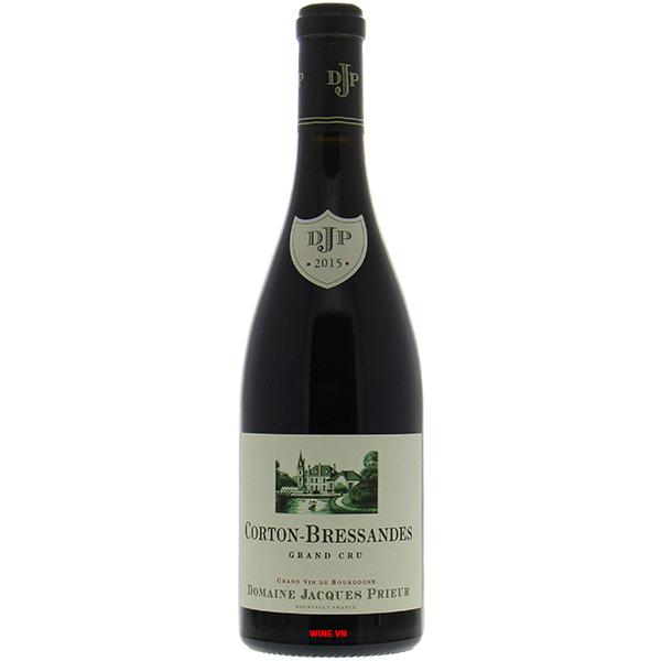 Rượu Vang Domaine Jacques Prieur Corton Bressandes Grand Cru
