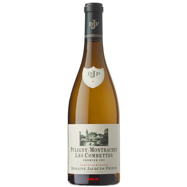 Rượu Vang Domaine Jacques Prieur Puligny Montrachet Les Combettes