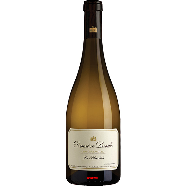 Rượu Vang Domaine Laroche Les Blanchots Chablis Grand Cru