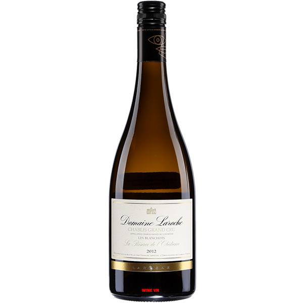 Rượu Vang Domaine Laroche Les Blanchots La Reserve De l'Obedience