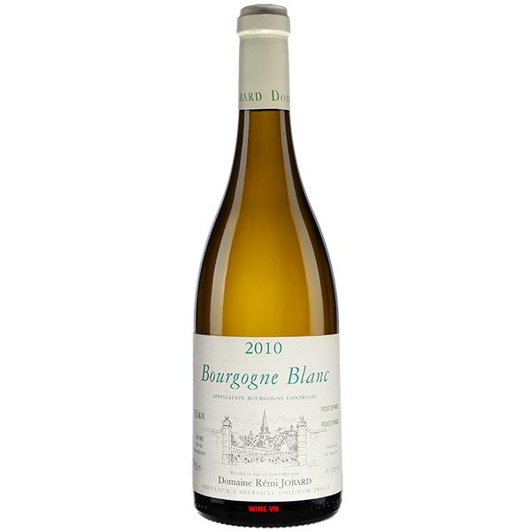 Rượu Vang Domaine Remi Jobard Bourgogne Blanc
