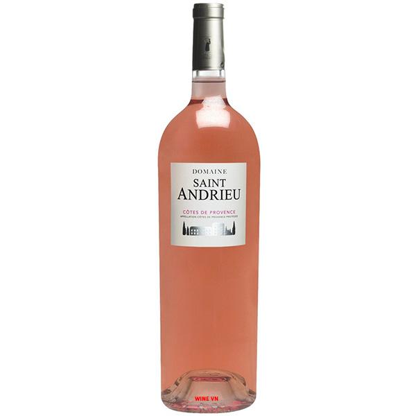Rượu Vang Domaine Saint Andrieu Rose