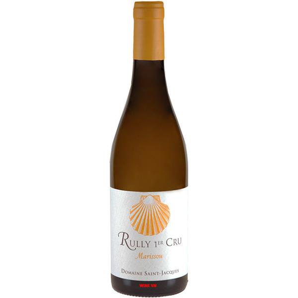 Rượu Vang Domaine Saint Jacques Marissou Rully 1Er Cru