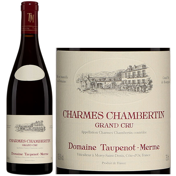 Rượu Vang Domaine Taupenot Merme Charmes Chambertin