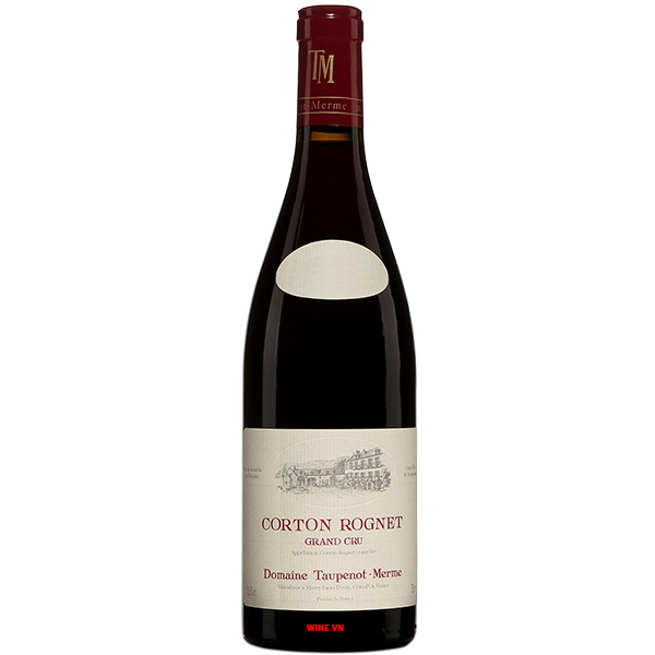 Rượu Vang Domaine Taupenot Merme Corton Rognet