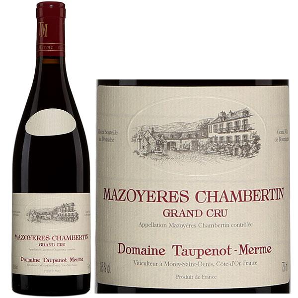Rượu Vang Domaine Taupenot Merme Mazoyeres Chambertin