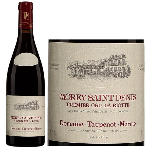 Rượu Vang Domaine Taupenot Merme Morey Saint Denis
