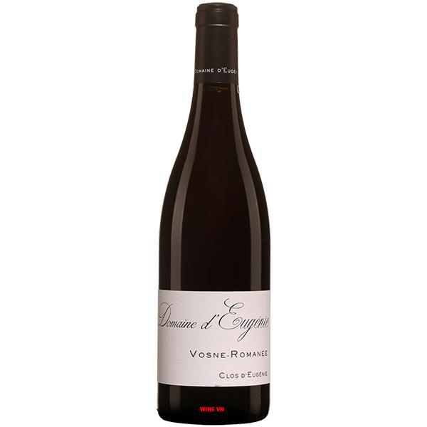 Rượu Vang Domaine d'Eugénie Vosne Romanee Clos d'Eugénie
