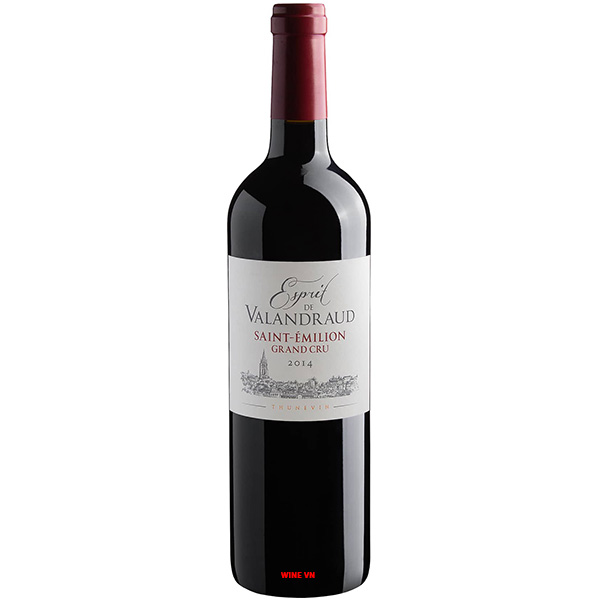 Rượu Vang Esprit De Valandraud