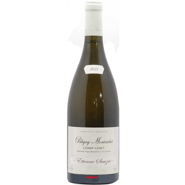 Rượu Vang Etienne Sauzet Puligny Montrachet Champ Canet