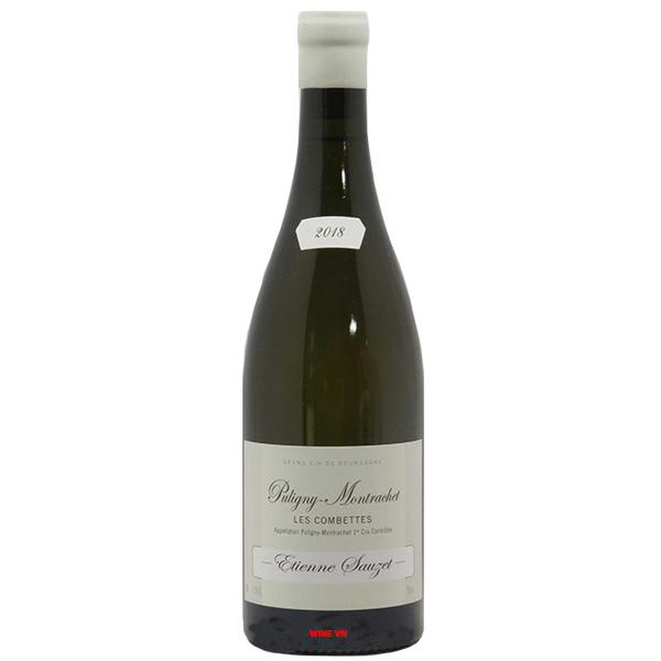 Rượu Vang Etienne Sauzet Puligny Montrachet Les Combettes