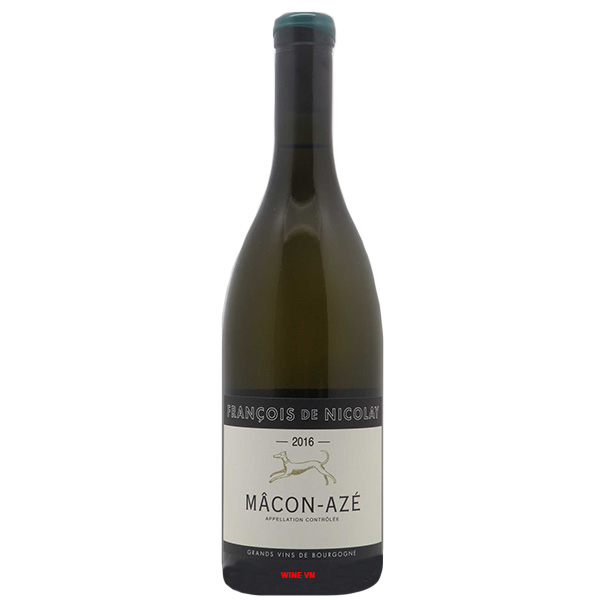Rượu Vang Francois De Nicolay Macon Aze