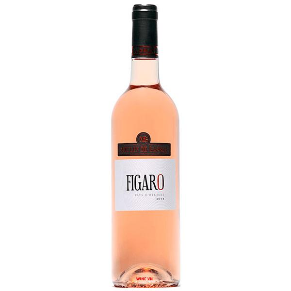 Rượu Vang Hồng Moulin De Gassac Figaro