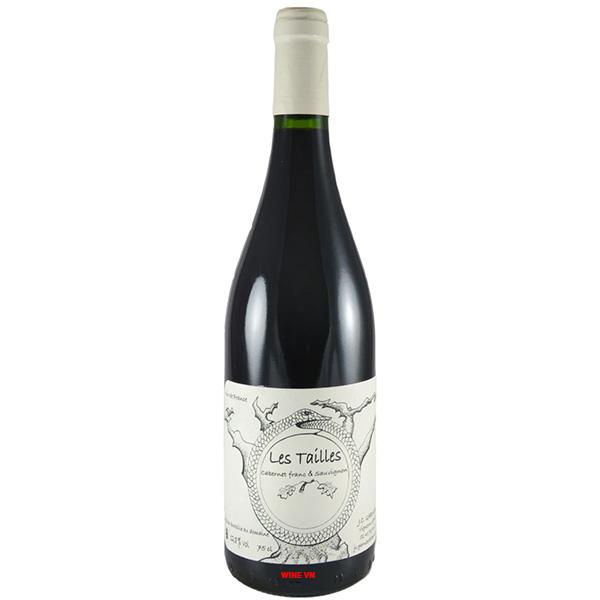 Rượu Vang Jean Christophe Garnier Les Tailles