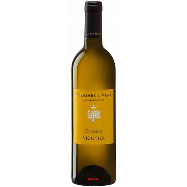Rượu Vang Jean Luc Colombo La Violette Viognier
