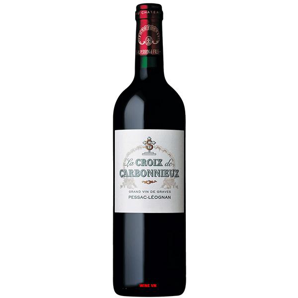 Rượu Vang La Croix De Carbonnieux
