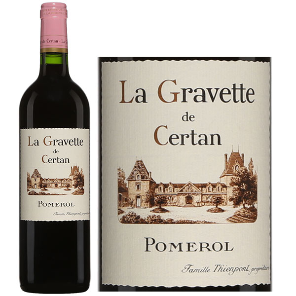 Rượu Vang La Gravette De Certan Pomerol