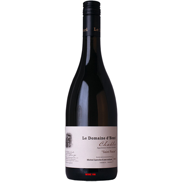 Rượu Vang Le Domaine d'Henri Saint Pierre