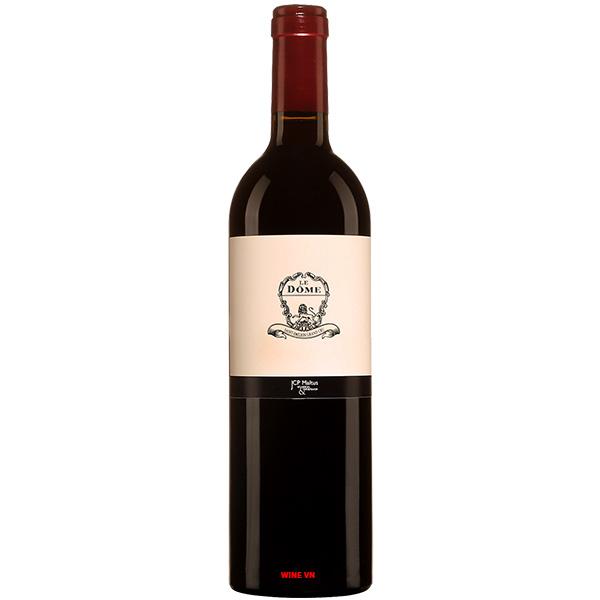Rượu Vang Le Dome Saint Emilion Grand Cru