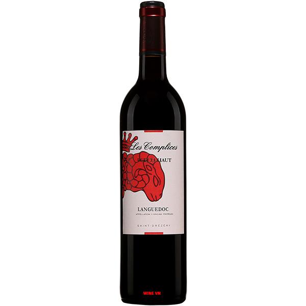 Rượu Vang Les Complices De Puech Haut